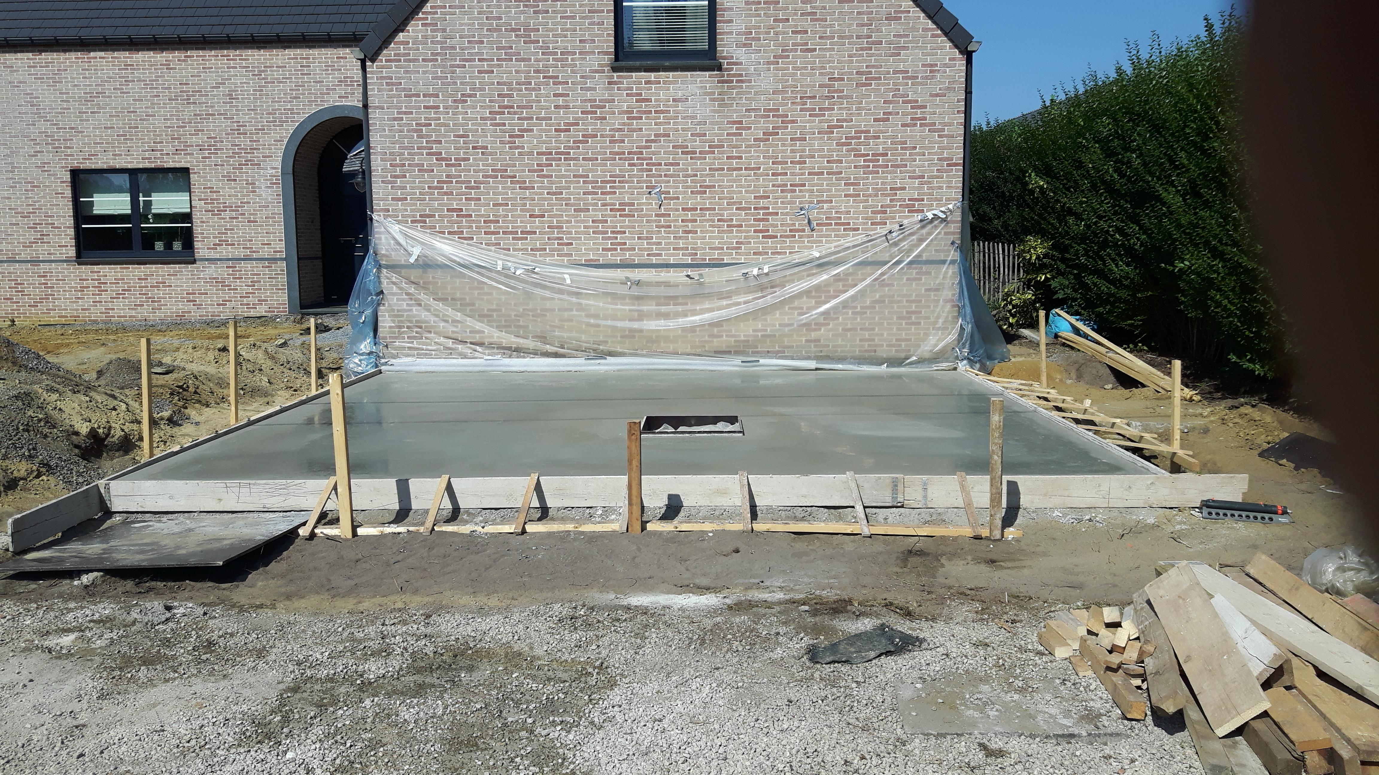 HVS Betonvloeren | Beton Storten, Afwerken en Zagen